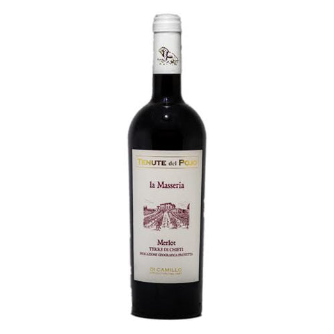 Tenute del Pojo Merlot Single Bottle