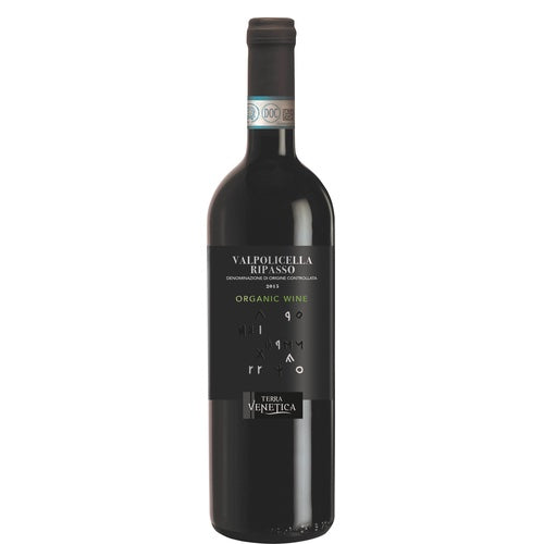 Terre Venetica Organic Valpolicella Ripasso Single Bottle