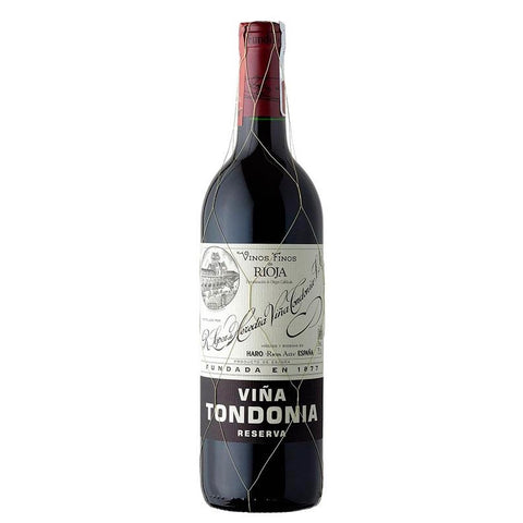 Vina Tondonia Reserva Rioja 2008 Single Bottle