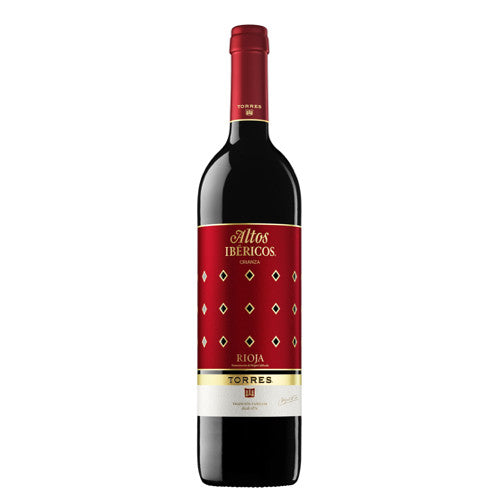 Torres Ibericos Rioja Crianza Single Bottle