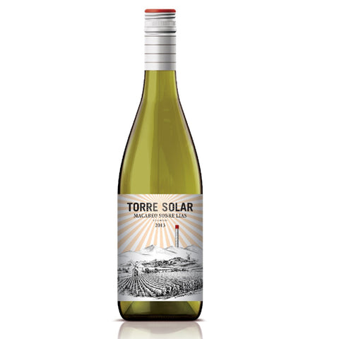 Single Bottle Torre Solar, Macabeo
