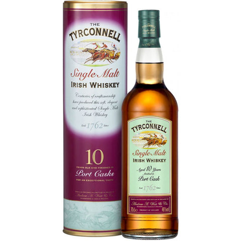Tyrconnel 10 Year Old Port Finish Whiskey