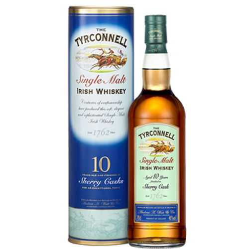 Tyrconnel 10 Year Old Sherry Finish Whiskey