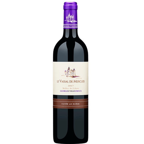 Vassal de Mercues Malbec Cahors Single Bottle