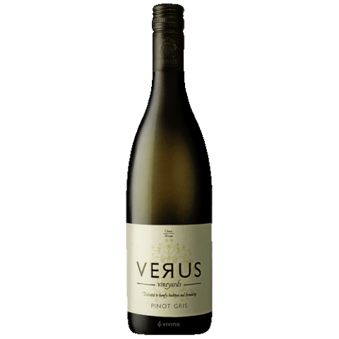 Verus Pinot Gris 2018 Single Bottle