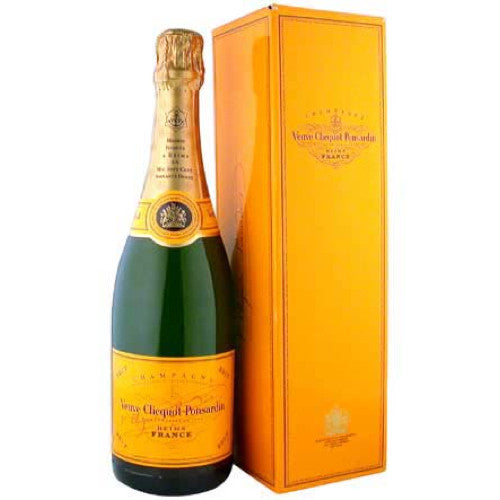 Veuve-Clicquot Single Bottle Gift Pack