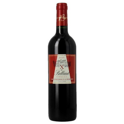 X de Baillard Bordeaux Single Bottle