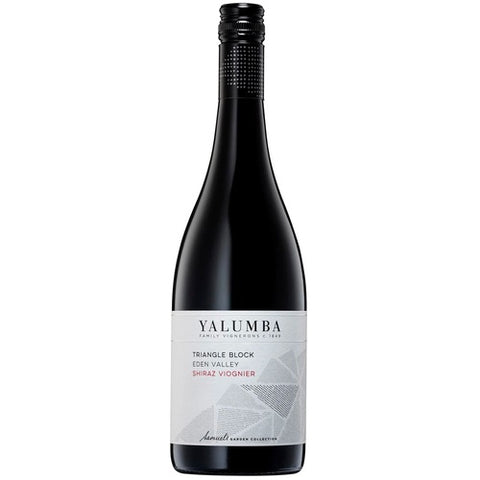 Yalumba 'Triangle Block' Eden Valley Shiraz Viognier Single Bottle