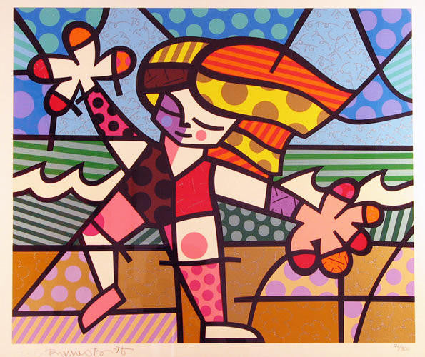 Britto - Golden Beaches
