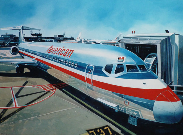 Bruce Mccombs - American Airline
