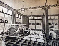 Bruce Mccombs - Art Deco Showroom