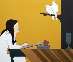 Will Barnet - Introspection - 5733
