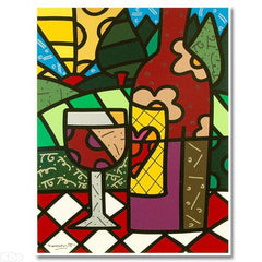 Britto - Red Wine
