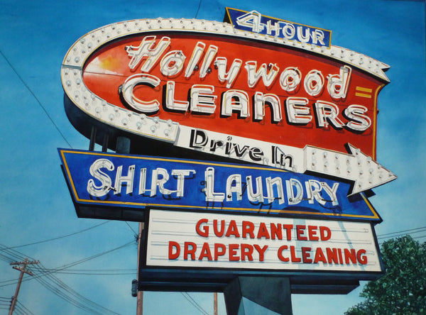 Bruce Mccombs - Hollywood Cleaners