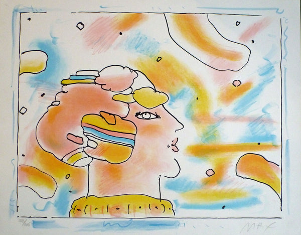 Peter Max - Daydreaming