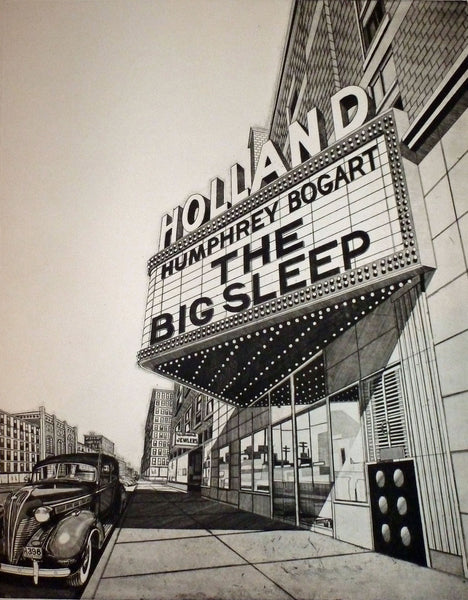 Bruce Mccombs - The Big Sleep
