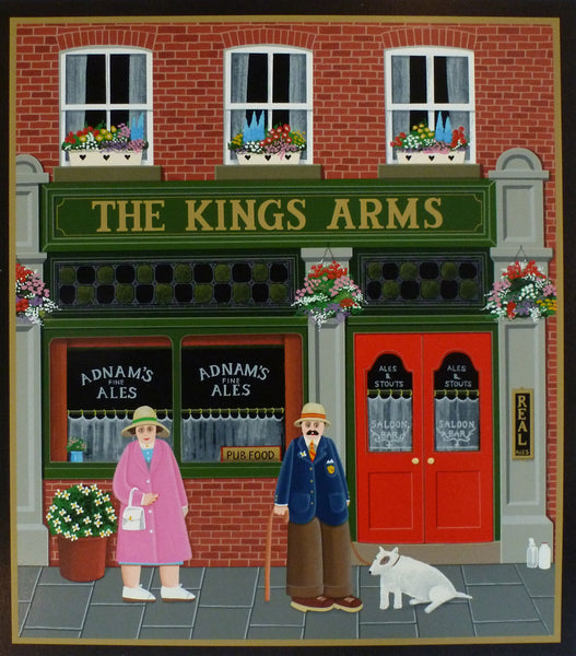 Peter Heard - The Kings Arms