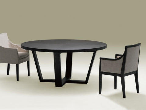 Como Round Dining Table