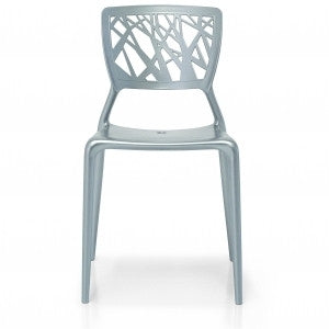 Viento Dining Chair White