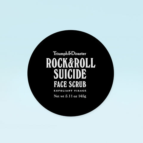 Rock & Roll Suicide Scrub
