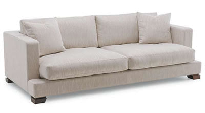 George Sofa Liam Porcelain