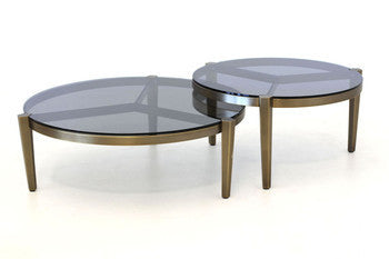 Mercedes Small Round Coffee Table