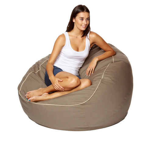 Marine Bean Bag XL Taupe