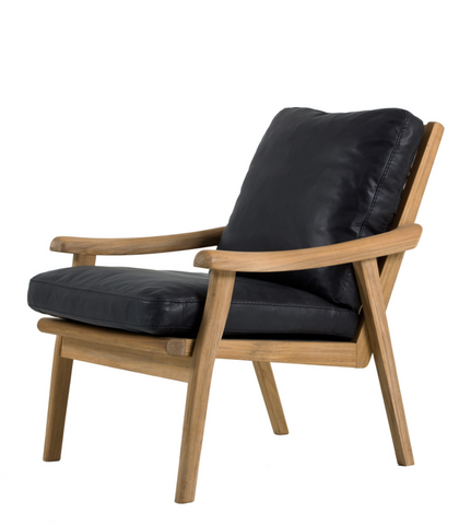Podium Chair - Jeans Earth / Oak
