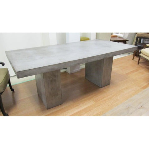 Bloc Concrete Table