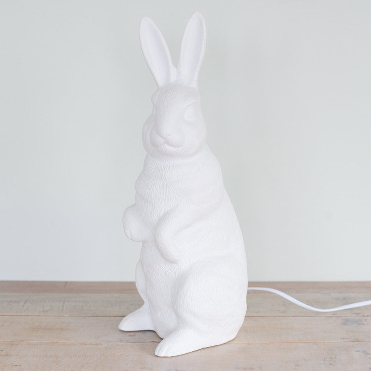 The design depot rabbit table lamp rabbit table lamp aloadofball Image collections