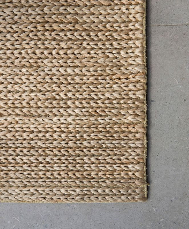 NODI Pony Braid Rug Natural 1.6 x 2.3