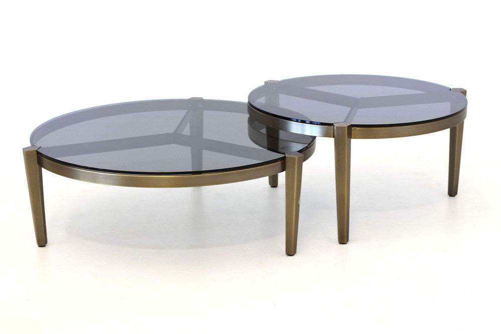 Mercedes Large Round Coffee Table