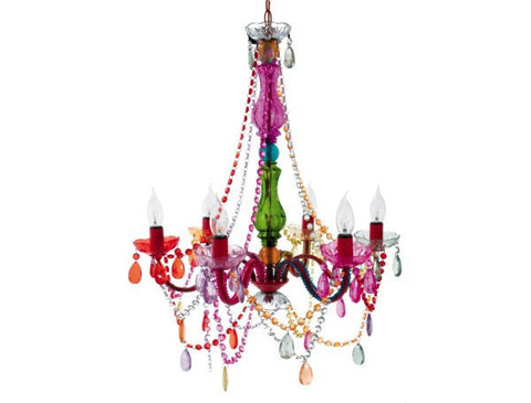 Gypsy Chandelier Multicolour L