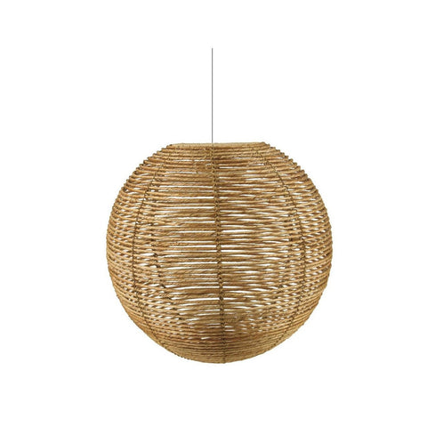 The design depot chandeliers amp lampshades metro ball shade jude med 40cm aloadofball Image collections