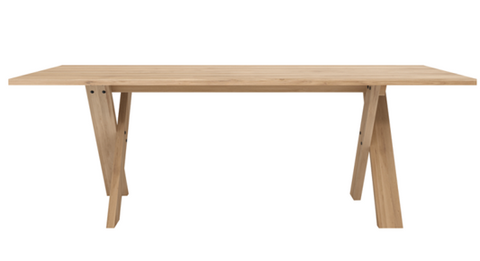 Oak Petterson Dining Table 2.2