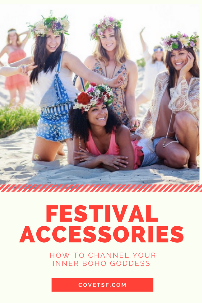It's Festival Season! So Here Are Our Top 5 Boho Styles and How to Wear Them