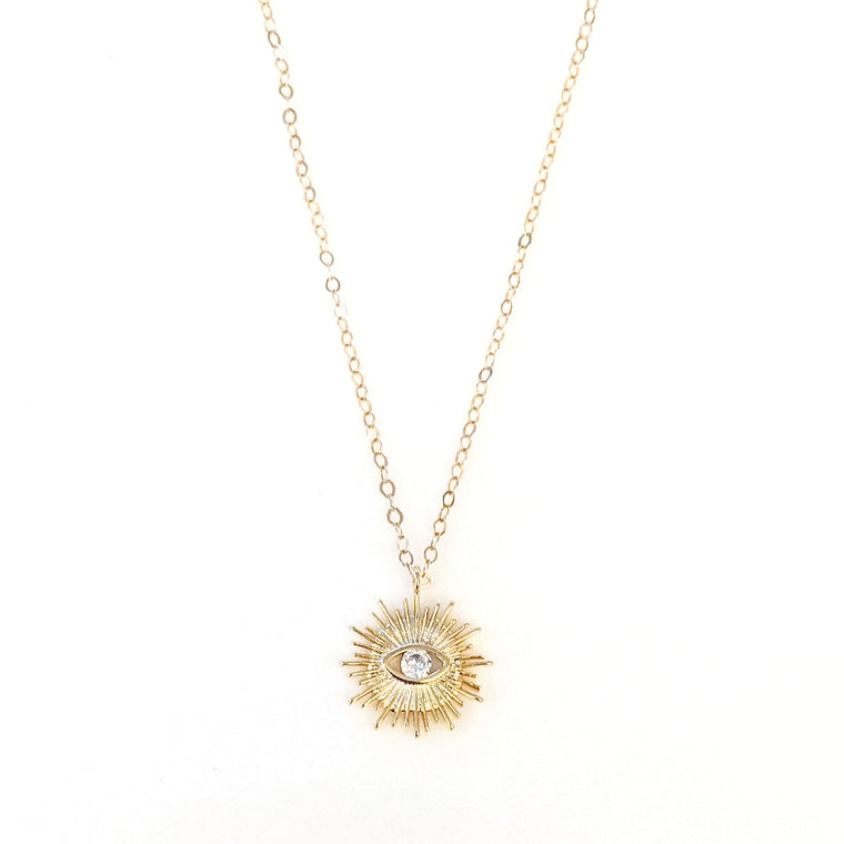 Eden Eye Necklace