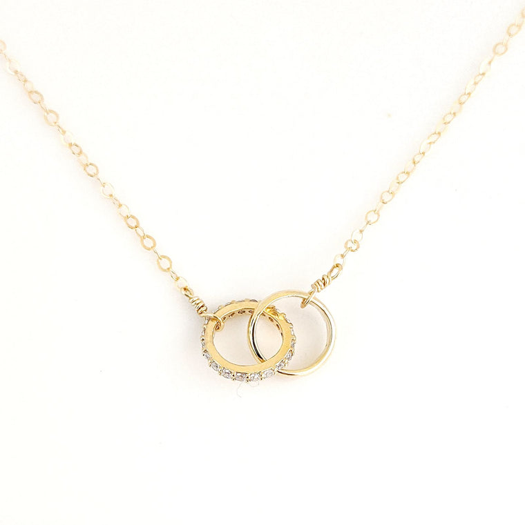 Eternity Link Necklace