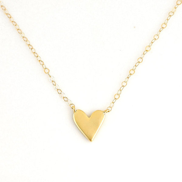 Halle Heart Necklace