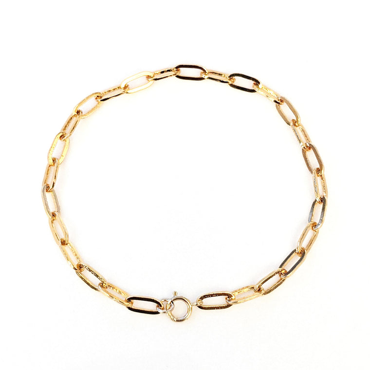 Ranni Rectangle Link Bracelet