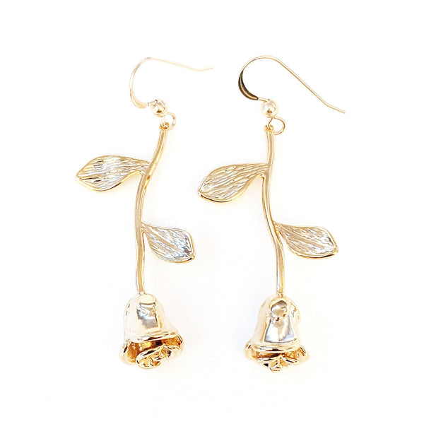 Rita Rose Earrings