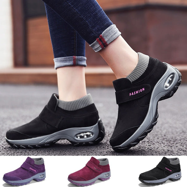 Women Plus Size Casual Sneakers Athletic Shoes