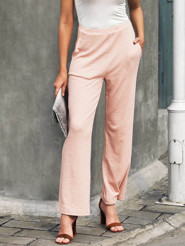 Knitted Daily Casual Pants