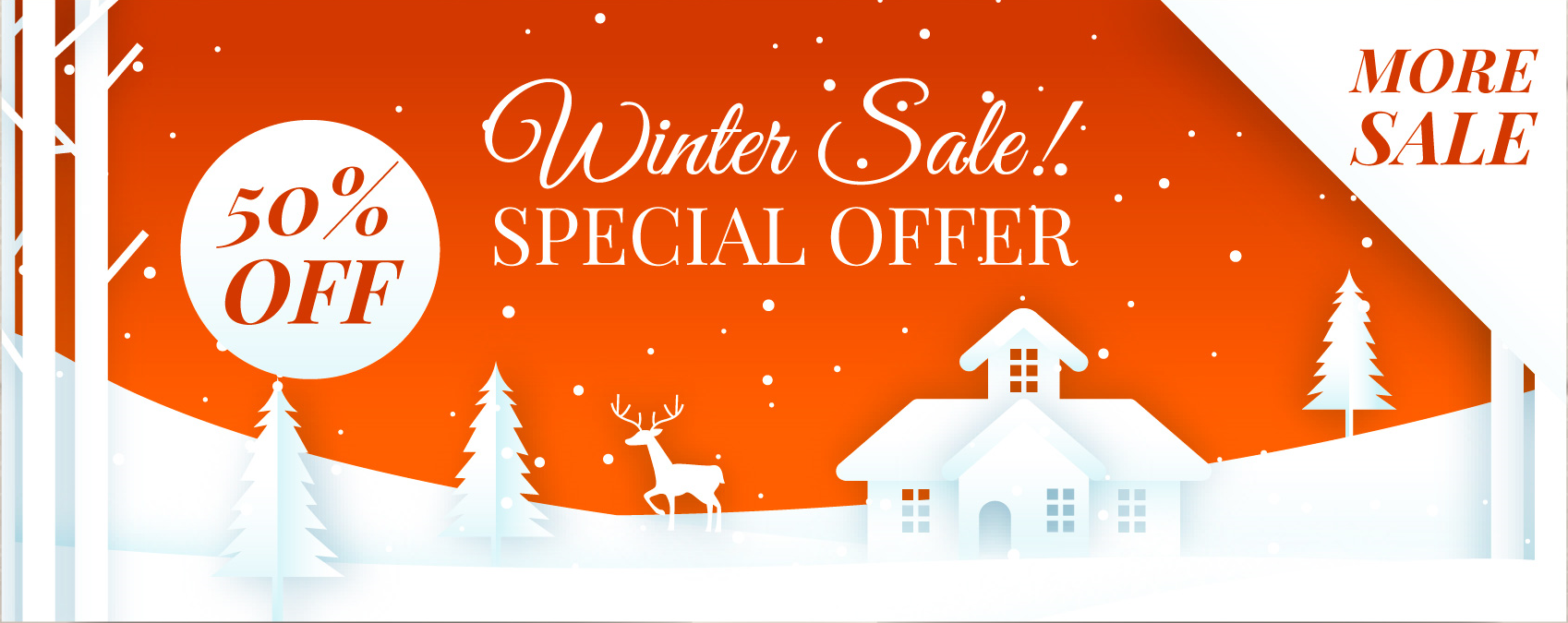winter sale nestzones