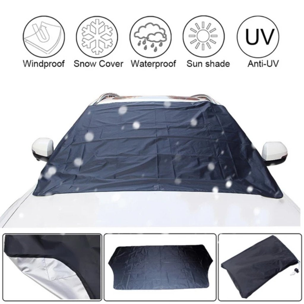 UNISHIELD - Magnetic Windshield Car Cover - Nestzones