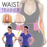 SLIM™ - Daily Waist Shaping Trainer with lower back support (2019 Upgraded Version) - Pink / XL - Nestzones