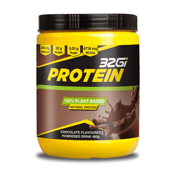 Plant Protein - Immune/Muscle Strengthening