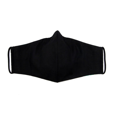 Reusable Cotton Mask - Black