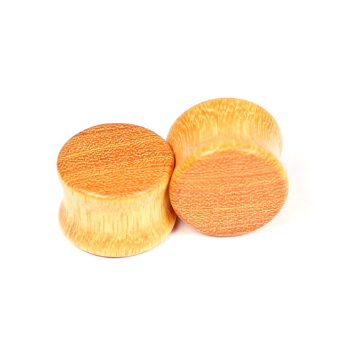 Osage Orange Solids - BC Plugs  - 1