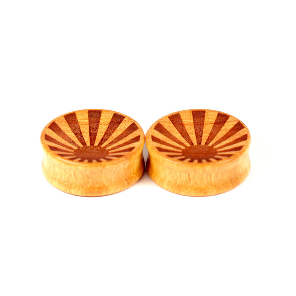 concave sun-OO - BC Plugs  - 2